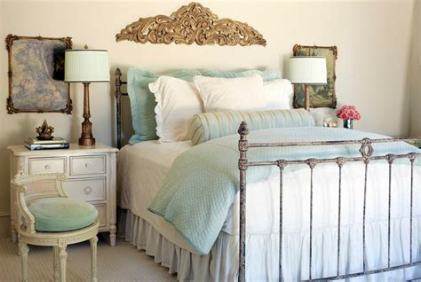 frame bedroom wrought iron bed frames bedroom shabby chic with bed bed