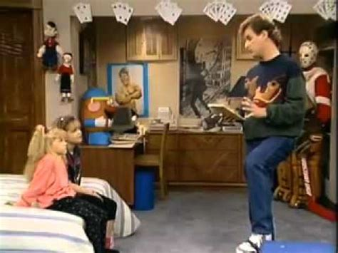 full house joey gets tough full house s2 ep 7 quot joey gets tough quot part 1 youtube
