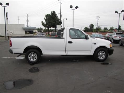 f150 long bed used ford f150 long bed regular cab 2002 details buy used