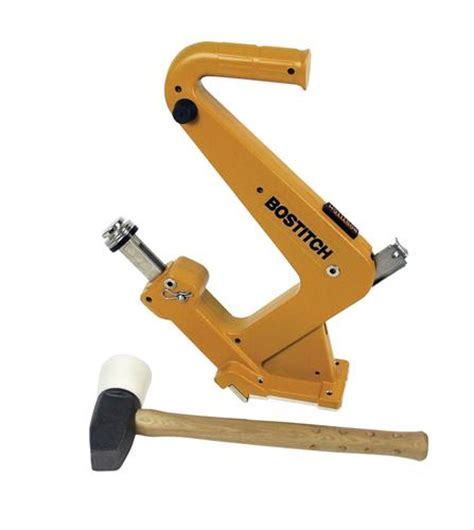 stanley bostitch mfn200 manual flooring cleat nailer kit