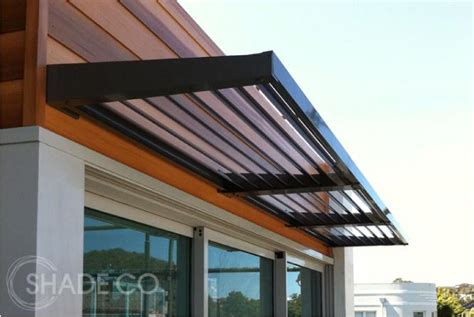 external window awnings basix approved louvre awnings fixed awnings louvrelux