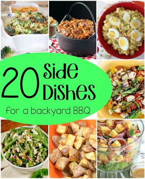 backyard bbq side dishes pinterest the world s catalog of ideas