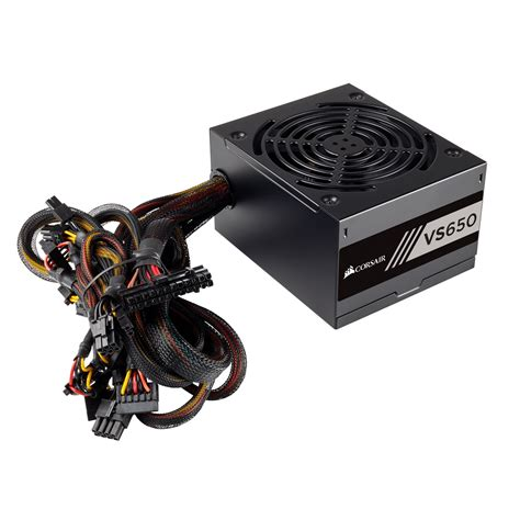 Corsair Vs Series Vs550 Psu Atx Power Supply True Gamin Terjamin corsair vs series vs650 650w power supply 80 plus cp