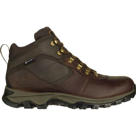 mens timberland hiking boots timberland earthkeepers mt maddsen mid waterproof hiking