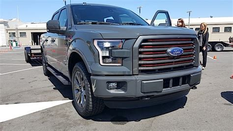 Forde Gry Grey any new info on the 2016 lithium gray color ford f150