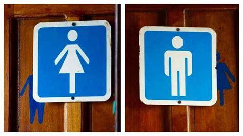 unique bathroom signs 20 funny unique bathroom signs from around the world