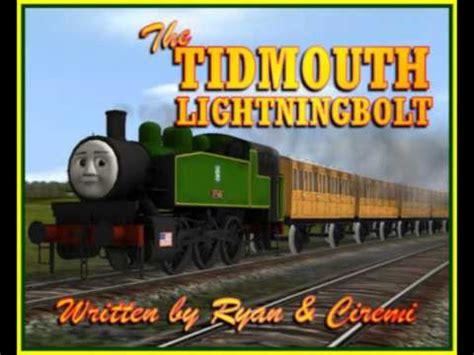 the tidmouth lightningbolt (audio production 2010) youtube