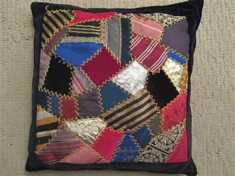 Quilt Made From Ties by Sewing Quilts From Men S Ties Trashmagination