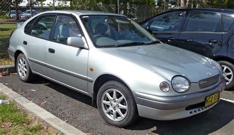 1999 Toyota Engine by Toyota Corolla 1 8 1999 Auto Images And Specification