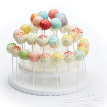 etagere cake pops kitchen craft st 228 nder f 252 r 42 cake pops 24 cupcakes inkl