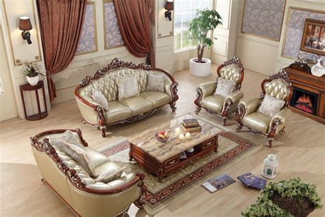 luxury leather sofa sets luxury european leather sofa set living room sofa china