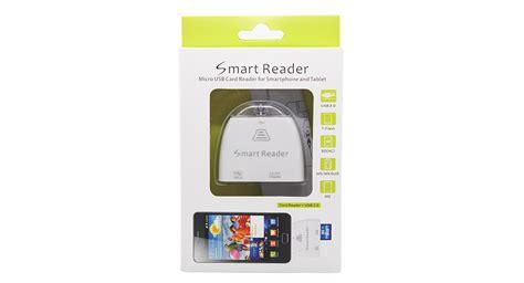 tablet con ingresso usb hub micro usb smartcard reader android vendita accessori