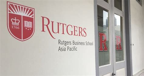Pacific Mba Result by Rutgers Business School Executive Mba Emba Schedule 2017