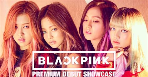 blackpink japan black pink to make their japanese debut this summer