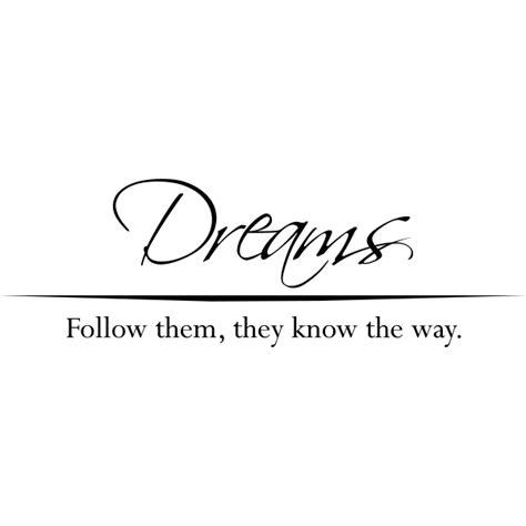 Follow Cf 6 Asb dreams follow them bestellen muurteksten nl