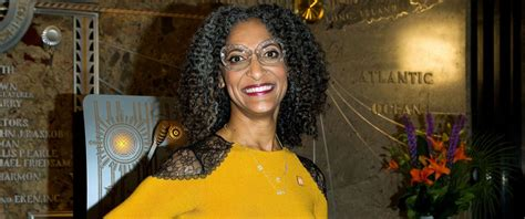 carla hall s hair celeb 101 the chew s carla hall reveals what she