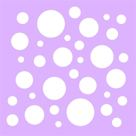 pattern random dot 7 best images of polka dot stencils printable polka dot