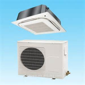 ceiling mounted cassette and cold air conditioner