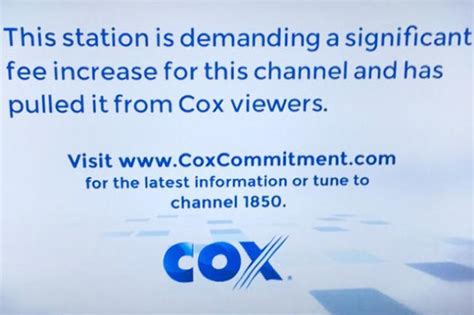 cox cable tv channels las vegas nevada channel guide channel 8 returns to cox after dispute resolved las