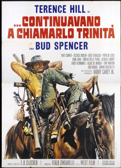 cowboy film trinity continuavano a chiamarlo trinit 224 recensione il
