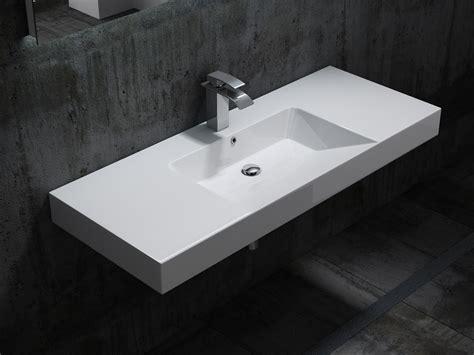 lavabi bagno sospesi lavabo a muro lavabo sospeso marmo artificiale
