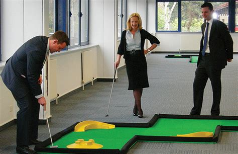 Office Golf by Sewage Treatment In Page 103 Infrastructure