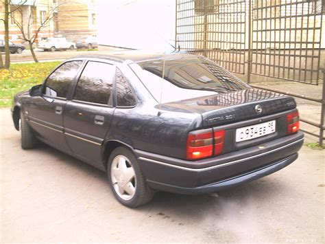 opel vectra 1994 1994 opel vectra a pictures information and specs