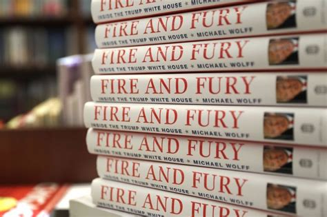 summary and fury inside the white house by michael wolff books philadelphia columnists philly