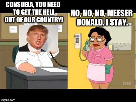 Family Guy Maid Meme - family guy consuela memes www pixshark com images