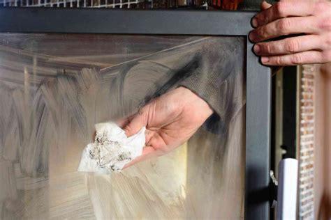 pulire il vetro camino come pulire il vetro camino donnad