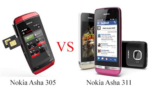 Casing Hp Nokia Asha 311 nokia asha 305 asha 311 launched in india price specifications alternatives