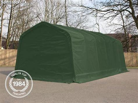 box auto mobile 3 30x7 20 m tendone garage box auto mobile pvc verde scuro
