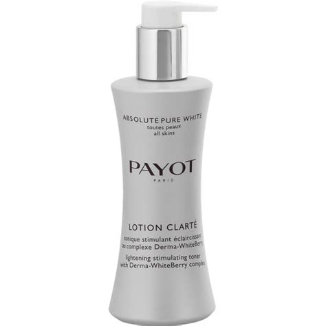 Purwhite Lotion payot absolute white lotion clarte aufhellende