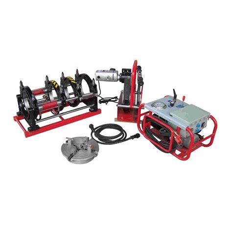 mesin las penyambung pipa hdpe shd 250 fitting hdpe
