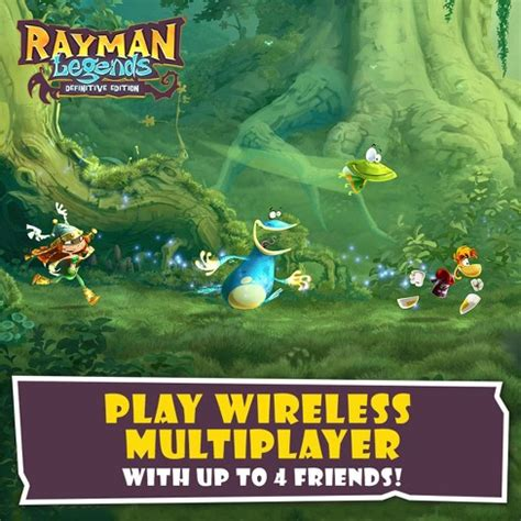 Kaset Nintendo Switch Rayman Legends Definitive Edition rayman legends definitive edition nintendo switch target