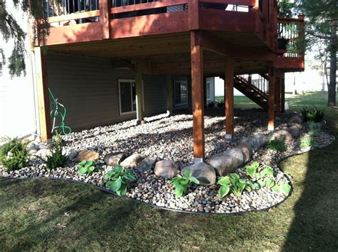 25 best ideas about under deck landscaping on pinterest