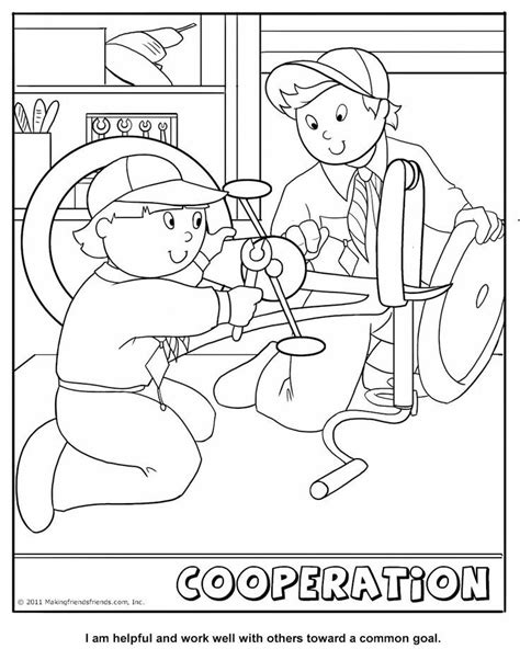 Tiger Cub Scout Coloring Pages Coloring Home Tiger Cub Scout Coloring Pages