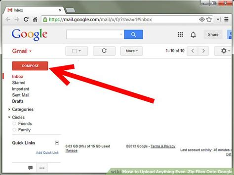 google images search upload photo how to upload anything even zip files onto google 9 steps