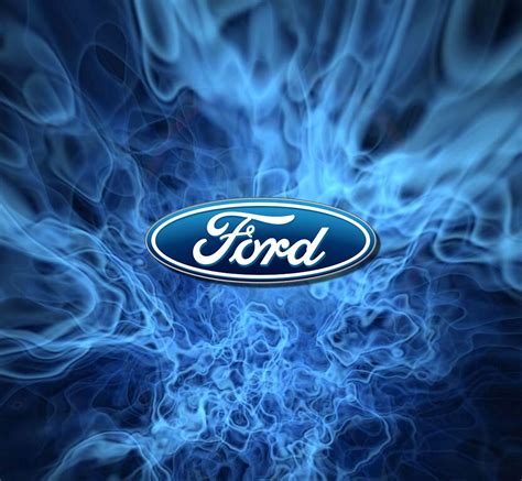 cool l cool ford logo flame ford logo wallpaper download