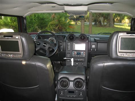 hummer jeep inside hummer h2 interior car accessories autocar pictures