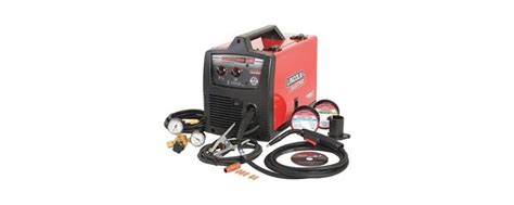lincoln hobby welder lincoln handheld 120vac mig machine review
