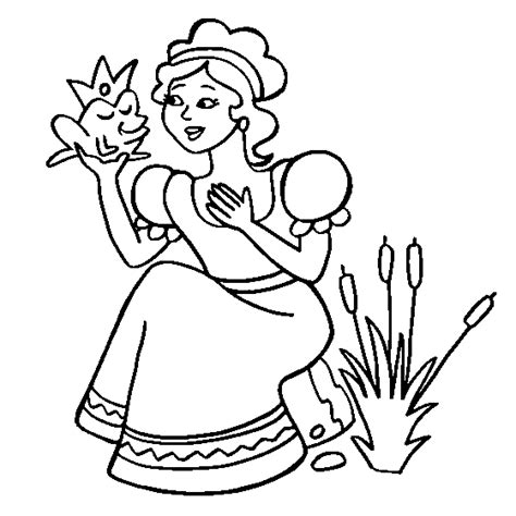 coloring pages of the frog prince quot the princess and the frog quot coloring pages to printable