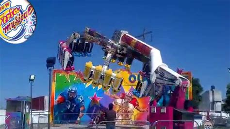 imagenes reales del juego juego mecanico spin out show feria musical youtube
