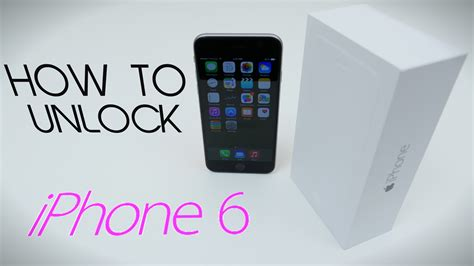 how to unlock sim on iphone how to unlock iphone 6 any carrier or country 4k
