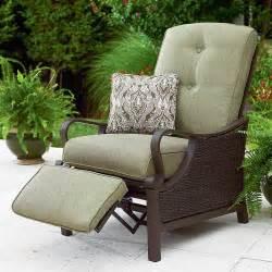 Patio Recliners la z boy outdoor dpey rc peyton recliner limited