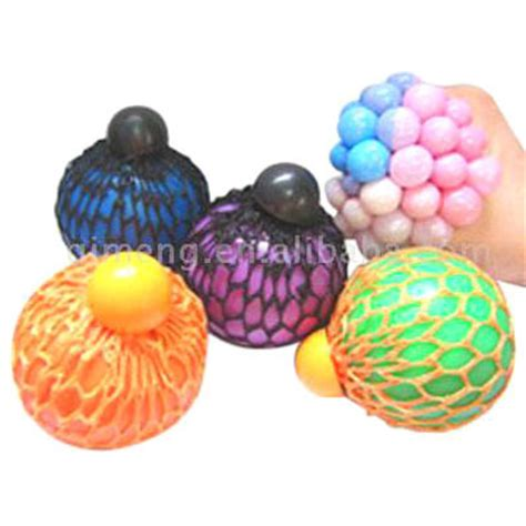 china squeeze mesh balls china squeeze ball mesh ball