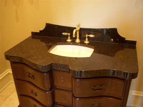 Custom Marble Vanity Tops by Custom Counter Tops Marble And Granite