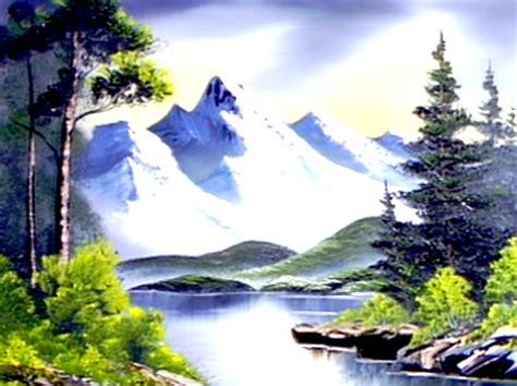 bob ross painting enchanted forest twoinchbrush bob ross database list of all bob ross