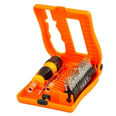 Jakemy 29 In 1 Gears Maintaining Tool Set Jm 8104 No Color jakemy 29 in 1 gears maintaining tool set jm 8104