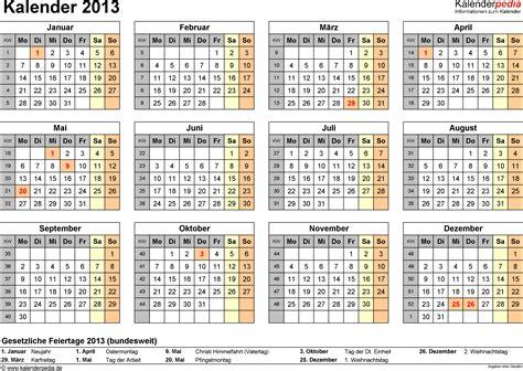 Word Vorlage Jahreskalender Kalender 2013 Word Zum Ausdrucken 12 Vorlagen Kostenlos